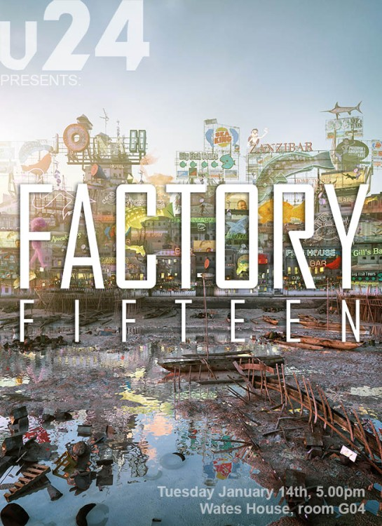 factory fifteen